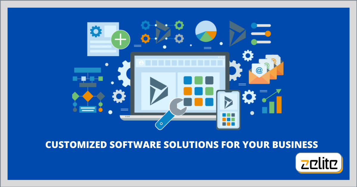 Customized Software Solutions For Business