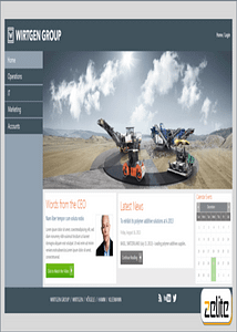 SharePoint Implementation by Zelite