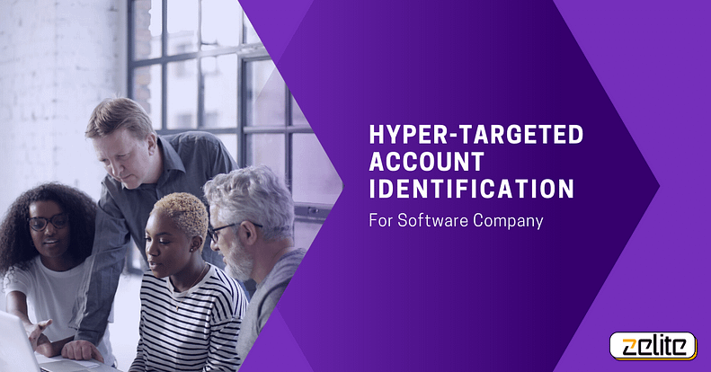 Hyper-targeted account identification